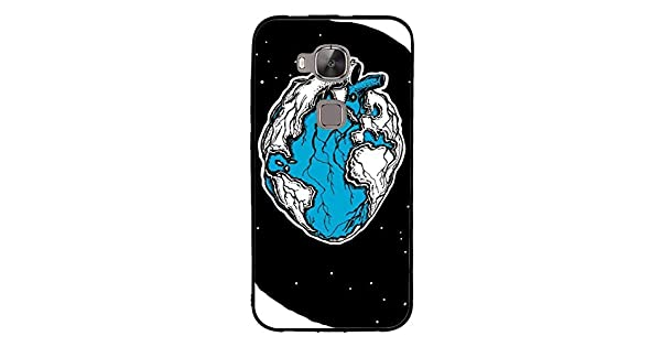 Amazon.com: Silicone Case for Earth Hearth Huawei G8: Cell ...