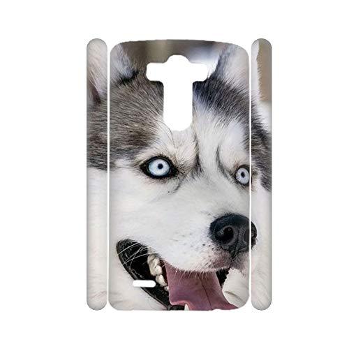 Babu Building Durability for Men Phone Cases Pc Use As Optimus G3 Lg Have Siberian Husky (Case G3 Lg Phone Batman)