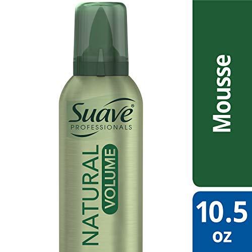 Suave Professionals Mousse Natural Volume 10.5 oz