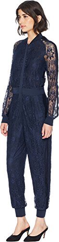 Juicy Couture Women's Kendall Lace Jumpsuit Regal Medium by Juicy Couture (Image #1)