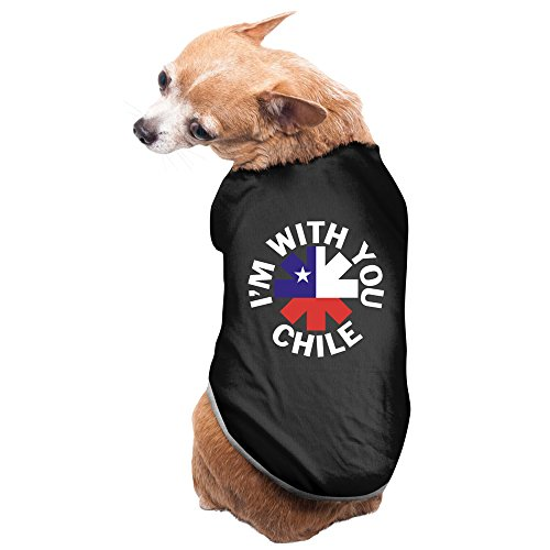 East Coast Pet Supplies (Red Hot Chili Peppers Logo Pet Supplies Dogs Apparel New Pajamas Pet Stuff)
