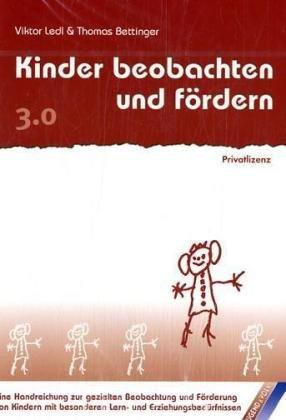 Kinder beobachten und fördern: CD-ROM