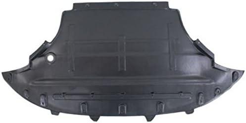 AUDI OEM 09-12 Q5 Splash Shield-Under Engine//Radiator Cover 8R0863821C