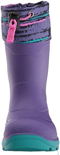 Kamik Kids Snobuster2 Snow Boot Violett / Blaugrün