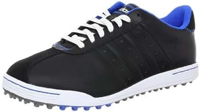 adidas Men's Adicross II WD Golf Shoe,Black/Blue/Running White,15 W US