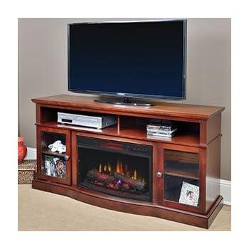 Amazon.com: ChimneyFree Walker Infrared Electric Fireplace ...