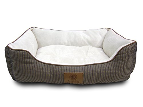 AKC Box Weave Solid Cuddler product image