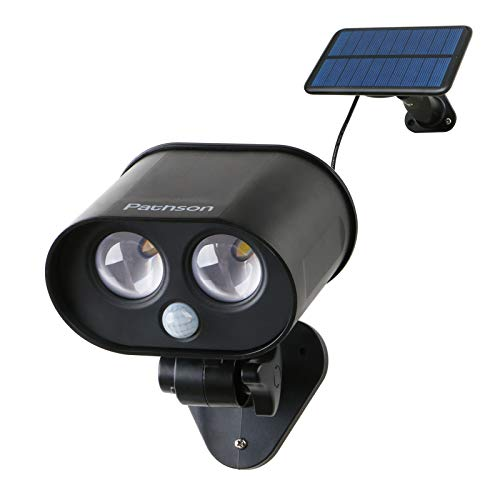 Solar Garden Lights With Separate Solar Panel in US - 4