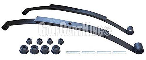 - EZGO RXV Golf Cart Rear Leaf Spring Kit Dual Action Heavy Duty