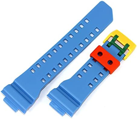 Casio 10477028Genuine Factory Replacement Resin Watch Band Fits ga-400–4A