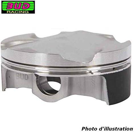 BUD RACING Kit Piston 4tps Compatible Kawasaki 250 KXF 06-12 /Ø77 Haute Compression