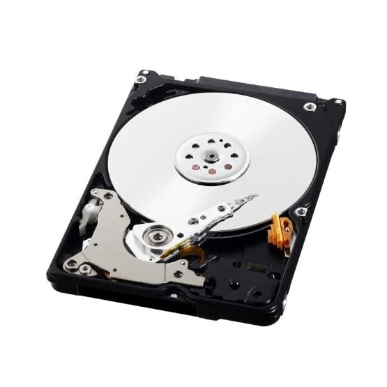 WD Blue 500GB Mobile Hard Disk Drive - 5400 RPM SATA 6 Gb/s 7.0 MM 2.5 Inch - WD5000LPCX 41cRIbpC2NL. SS555