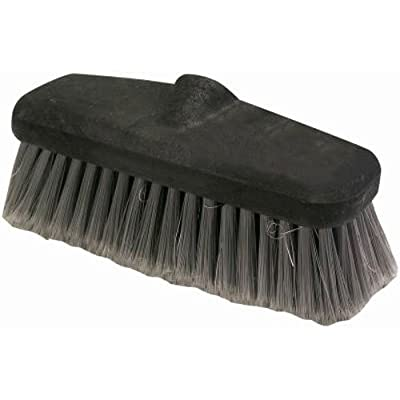 Quickie 231GM-14 Vehicle Wash Brush, Accepts Threaded Flow-Thru Handle: Home & Kitchen