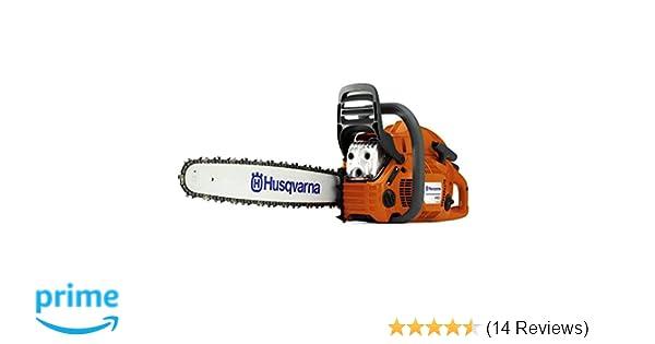 amazon com husqvarna 966048320 460 rancher chainsaw kit 20 inch rh amazon com User Guide Template User Manual