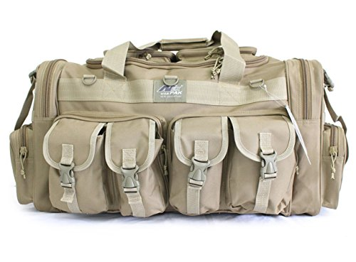 """30"""" Tactical Duffle Military Molle Gear Shoulder Strap Ra..."""
