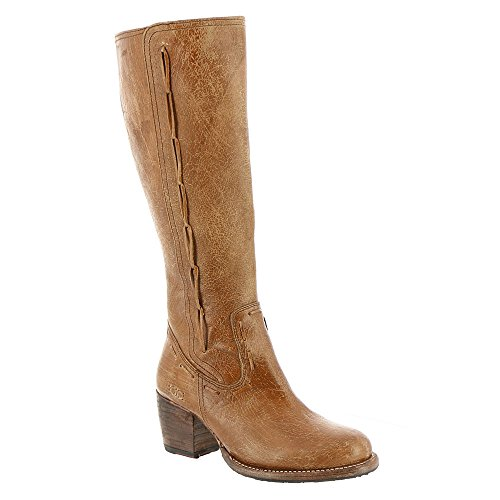 Bed|Stü Women's Fate Boots (8, CARAMEL LUX) - Finished Panel Bed