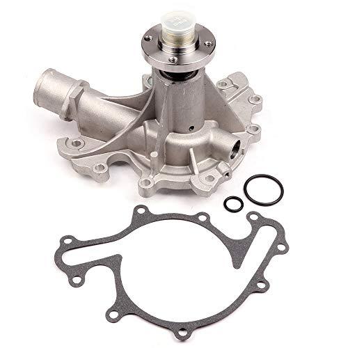 ECCPP Gaskets Water Pump For Ford E-150 Econoline Club Wagon F-150 E-250 Econoline Water Pump 97-07 4.2L ()