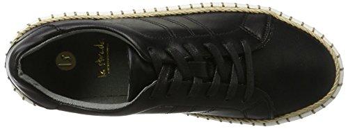 La Strada 962422 - Zapatillas Mujer Schwarz (Black)