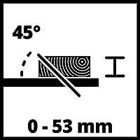 Einhell Sierra circular de mesa TC de TS 2025 Eco (1800 W, hoja de ...