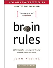 Save on Brain Rules (Updated and Expanded): 12 Principles for Surviving and Thriving at Work, Home, and School. Discount applied in price displayed.