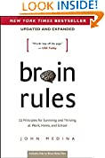 best seller today Brain Rules (Updated and Expanded):...