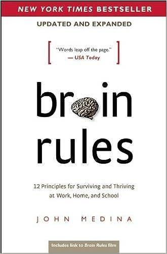 Brain rules john medina