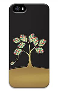 Customized iPhone 4 Case - Popular The Color Of The Leaves iPhone 4/4S Hard 3D Case Cover by lolosakes