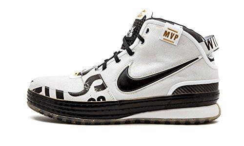 Nike Zoom Lebron 6 Mvp Wit / Zwart-metallic Goud