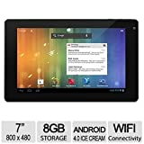 Ematic EGS114 Genesis 2 7″ Full HD Android Tablet, Best Gadgets