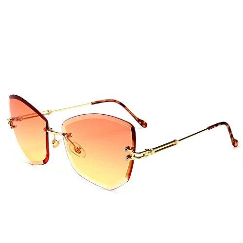 Ojo Sol UV Película Protección De Viento Protección Europa Los Gafas Para Marco Marina América Mujer Sin De Personalidad Ojos Y A Gradiente Forma Color Prueba Moneda Gato Moda 05 02 Visera De Creativo De waqXFxpx