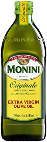 Olive Oil: Monini Extra Virgin Olive Oil