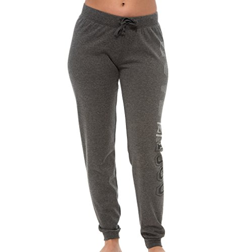 [E503XP-HC-2X] Coco-Limon Plus Size Joggers - Long Fleece, Love/1983 Print