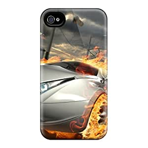 PRpXeXG1755eTave JerryDonB Split Second Feeling Iphone 4/4s On Your Style Birthday Gift Cover Case