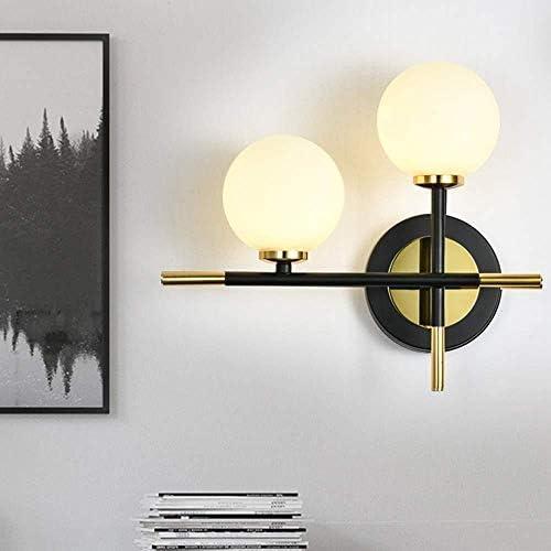 Wandlamp Studie Aisle Corridor Trap Slaapkamer Woonkamer Wandlamp Moderne Wandlamp Matglas Bal Wandlamp 310 270Mm