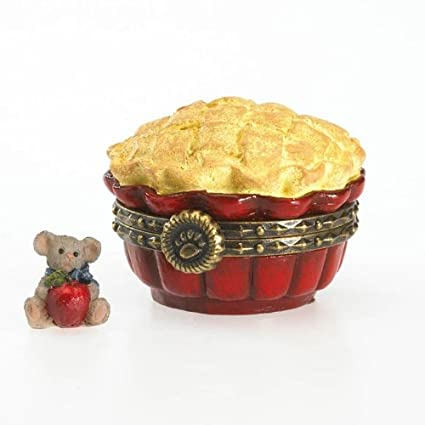 Amazoncom Boyds Bears Galas Pipin Hot Apple Pie With Flaky - Baeras-con-pies