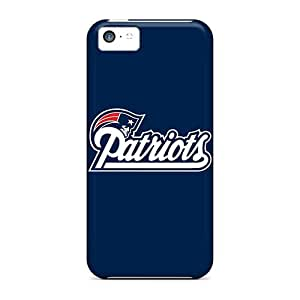 Hot New England Patriots 4 First Grade Tpu Phone Cases For Iphone 5c Cases Covers