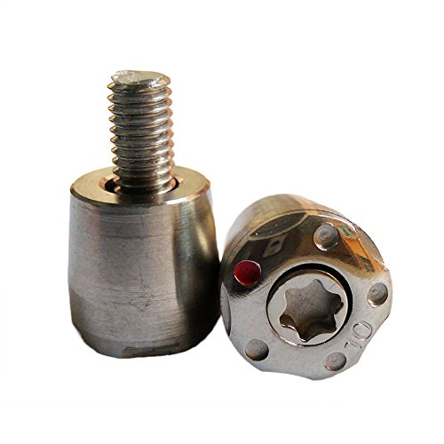 (HIFROM TM 2pcs 10g Replacement Weights for R11s R11 R9 R7 R5 Spider Rossa MWT)