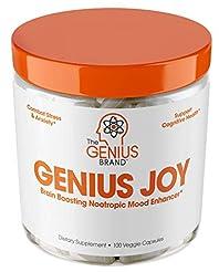 Genius Joy - Serotonin Mood Booster for ...