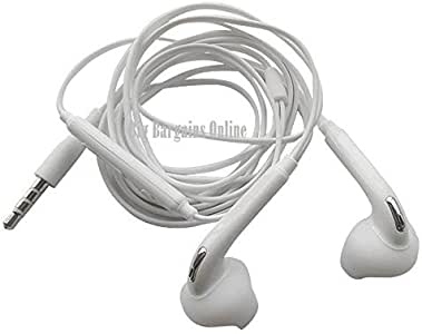 Samsung Galaxy S7 S6 headphone earphone in-ear 3.5mm In Ear Stereo With Mic & Remote Volume Control