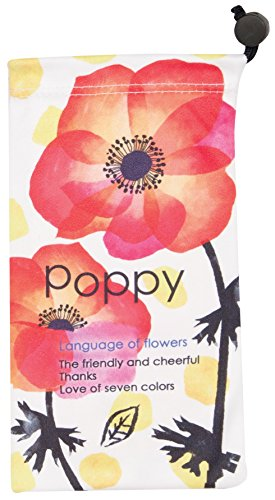 Prairiedog de kyuku, japonais étui pochette en microfibre multiusages, 2015, série takani Nakamura–Poppy
