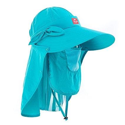 234a0a5c668 Naturehike Women Sun Hat Anti-UV Women Cap Quick-Dry Beach Cap Breathable  Women Cap Suitable for Fishing Boating Gardening Camping Hunting Farming  Traveling ...