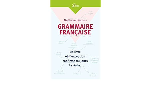 Grammaire française (Librio Mémo t. 534) (French Edition) eBook: Nathalie Baccus: Amazon.es: Tienda Kindle