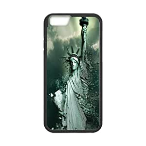 Generic Case Statue of Liberty For iPhone 6 Plus 5.5 Inch Q2A9118397