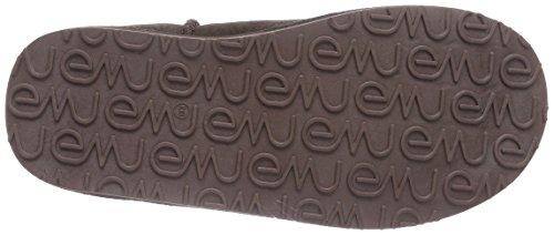 Emu Brumby Lo Mädchen Halbschaft Stiefel Braun (Chocolate)