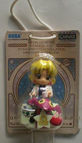 Evangelion Mini Figure - Mini display Figure Series 2 of Neon Genesis Evangelion stars and constellations Ritsuko Akagi single item EVANGELION Eva figure SEGA SEGA