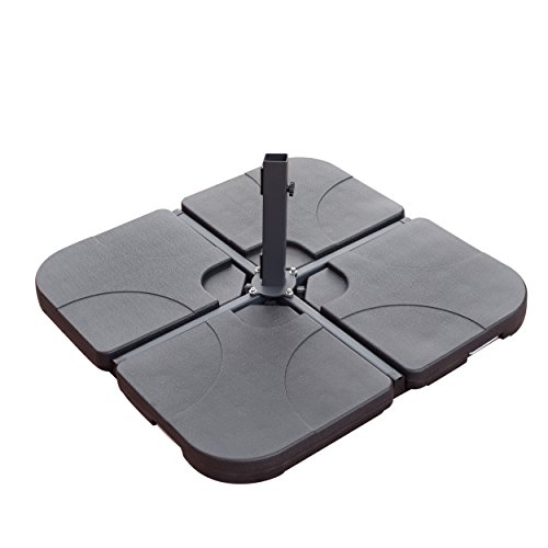 Supernova 19'' Outdoor Patio Sturdy Free Standing Umbrella Base by Supernova