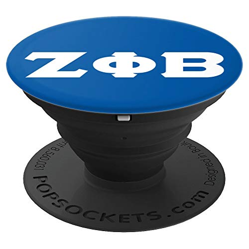 Zeta Phi Beta - PopSockets Grip and Stand for Phones and ()
