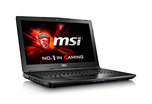 MSI-GL62-6QF-1278-156-GAMING-LAPTOP-NOTEBOOK-GTX-960M-Core-i5-6300HQ-32GB-16GB-128GB-M2-SATA-1TB-WINDOWS-10