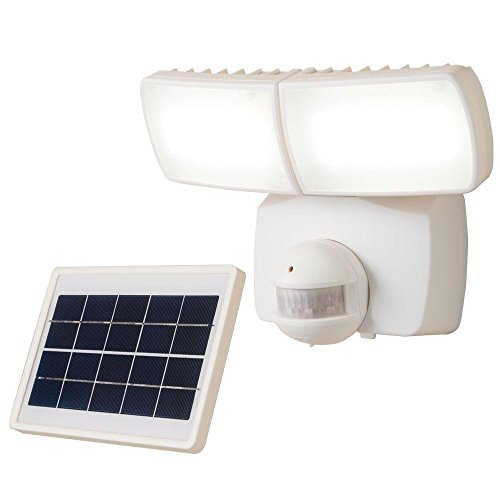 Cooper Lighting Led Motion Activated Solar Led Flood Light - 7
