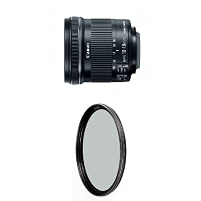 Canon EF-S 10-18mm f/4.5-5.6 IS STM Lens by Canon